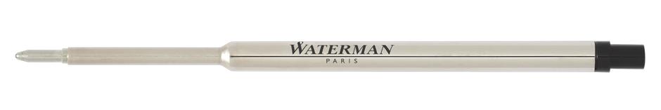 S0791010, S0791030, 1964017 Waterman Комплектующие *Стержень стандартный для шариковой ручки  F, цвет: черный