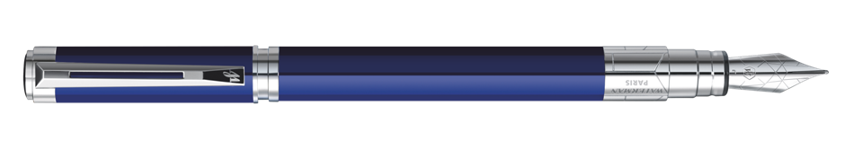 S0830940 Waterman Perspective Перьевая ручка, цвет: Blue CT, перо: F