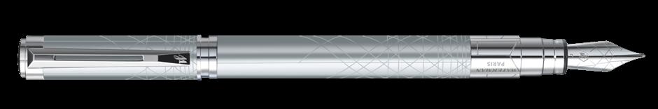 S0831240, S0831220 Waterman Perspective *Перьевая ручка, цвет: Silver CT, перо: F
