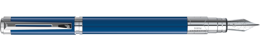 1904576 Waterman Perspective Ручка перьевая, цвет: Blue CT Obssesion