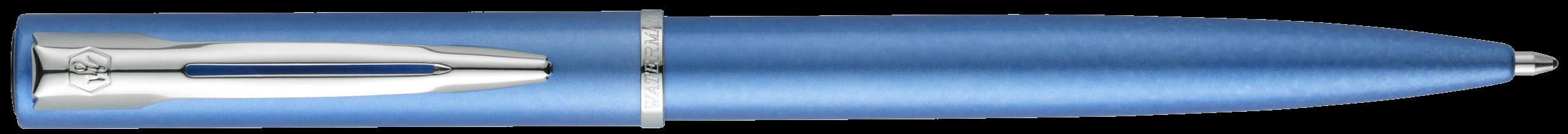 2068191 Waterman Graduate Шариковая ручка   ALLURE, цвет: голубой