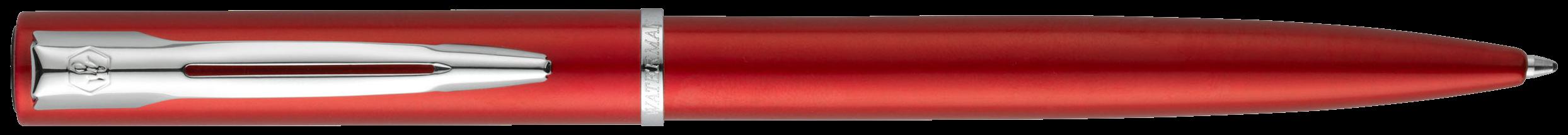 2068193 Waterman Graduate Шариковая ручка   ALLURE, цвет: красный