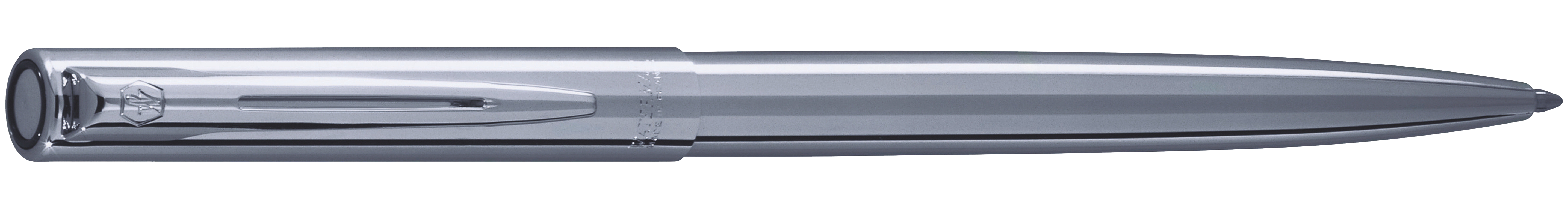 S0038260, R0038260 Waterman Graduate Шариковая ручка   CHROME CT корпус глянцевый