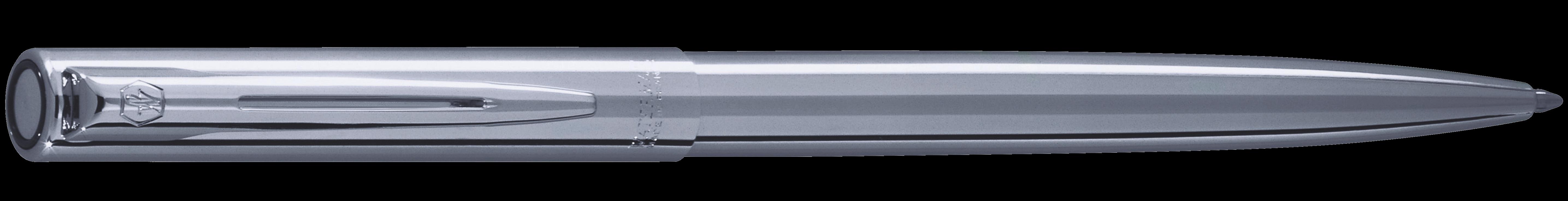 S0038260, R0038260 Waterman Graduate Шариковая ручка   Chrome CT, цвет стержня синий