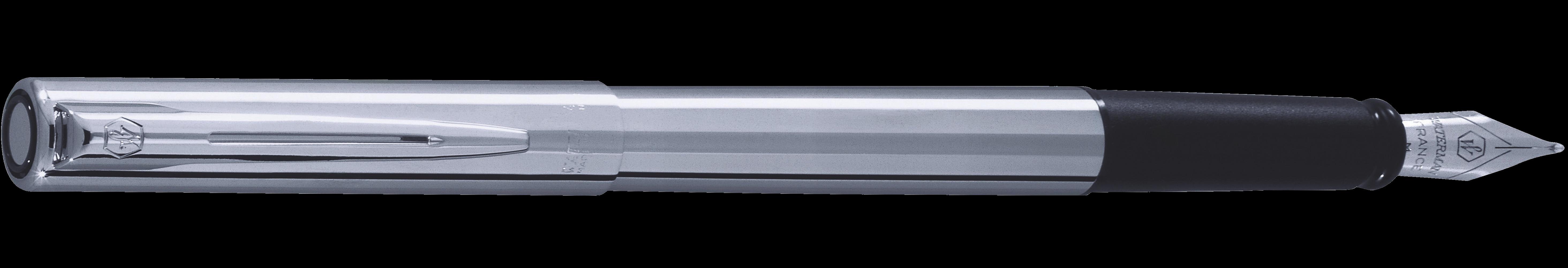 S0037650 Waterman Graduate Перьевая ручка   Chrome CT F