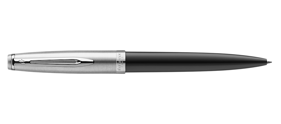 2100379, 2157233 Waterman Embleme Шариковая ручка, цвет: Black CT, стержень: Mblue