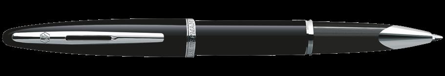 S0293940 Waterman Carene Ручка-роллер, цвет: Black ST, стержень: Fblk