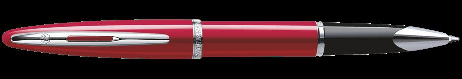 S0839610 Waterman Carene *Ручка-роллер, цвет: Glossy Red Lacquer ST, стержень: Fblack
