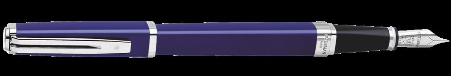 S0637100, S0637090 Waterman Exception Перьевая ручка, цвет: Slim Blue ST, перо: M (FM)