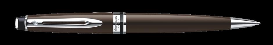 S0952280 Waterman Expert *Шариковая ручка   3, цвет: Deep Brown CT, стержень: Mblu