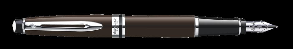 S0952220 Waterman Expert *Перьевая ручка   3, цвет:  Deep Brown CT перо: F