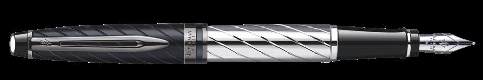 S0963290 Waterman Expert Перьевая ручка   3 Precious CT, цвет: Black, перо: F