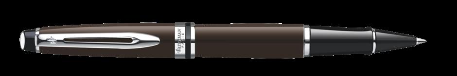 S0952260 Waterman Expert Ручка-роллер   3, цвет: Deep Brown CT, стержень: Fblk
