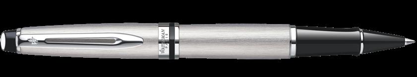 S0952080 Waterman Expert Ручка-роллер   3, цвет: Stainless Steel CT, стержень: Fblk