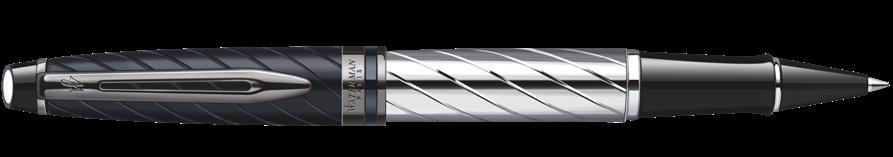 S0963330 Waterman Expert Ручка-роллер   3 Precious CT, цвет: Black, стержень: Fblk