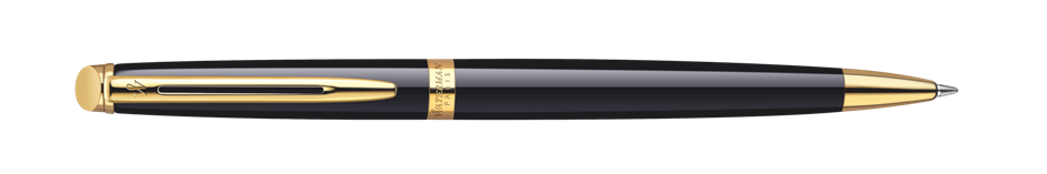 S0920670 Waterman Hemisphere Шариковая ручка   Mars цвет: Black GT