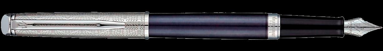1971677 Waterman Hemisphere *Перьевая ручка   Deluxe Privee - Saphir CT