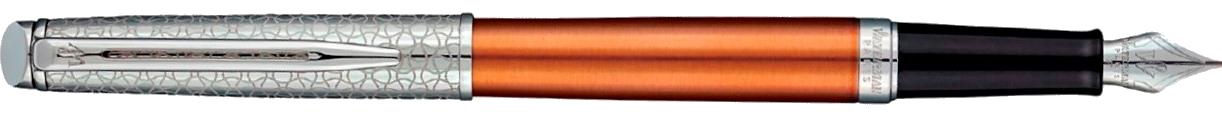 1971619 Waterman Hemisphere *Перьевая ручка   Deluxe Privee - Bronze CT