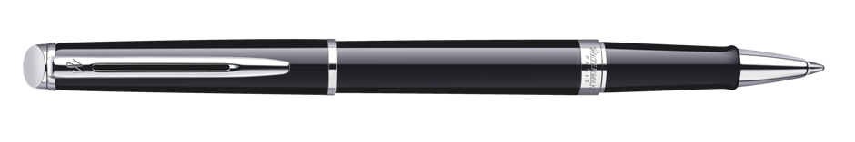 S0920550 Waterman Hemisphere Ручка-роллер, цвет: Mars Black/CT, стержень: Fblk