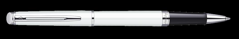 S0920950 Waterman Hemisphere Ручка-роллер, цвет: White CT, стержень: Fblack