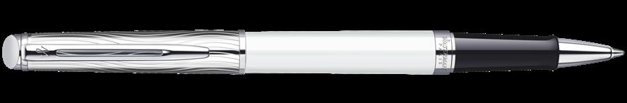 S0921290 Waterman Hemisphere Ручка-роллер   Deluxe, цвет: White CT