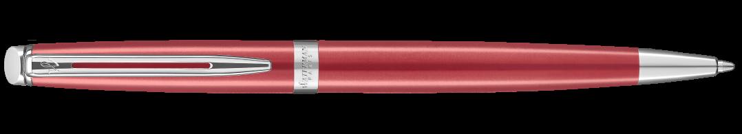 2043205 Waterman Hemisphere Шариковая ручка   2018, Coral Pink CT, MBlue